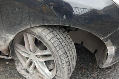 Восстановление и покраска Ford Focus - До