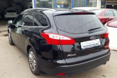 Восстановление и покраска Ford Focus - После