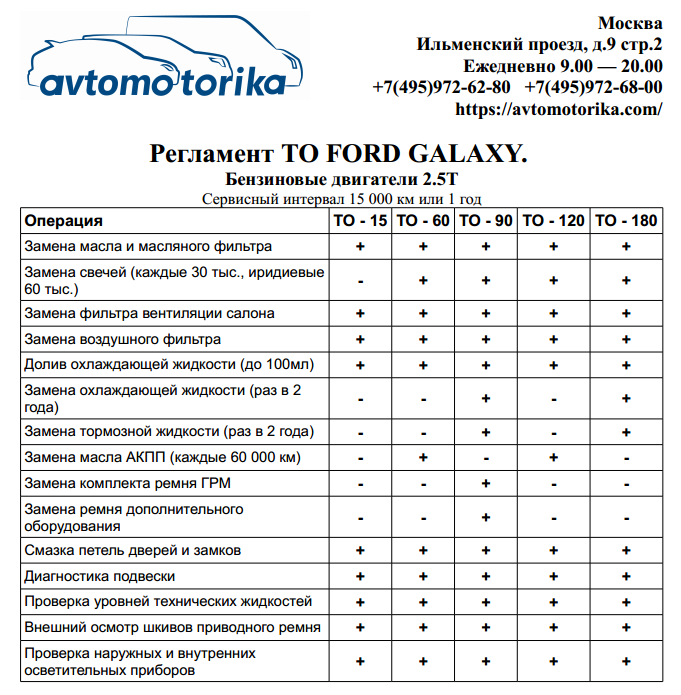 Reglament-TO-Ford-Galaxy-2t