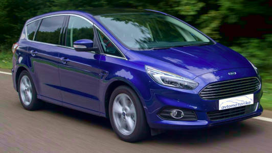 Ремонт и техническое обслуживание Ford S-Max